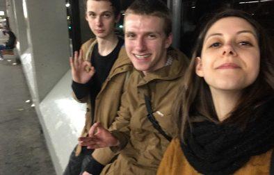 Fortgehen in Wien mit Cousins-1