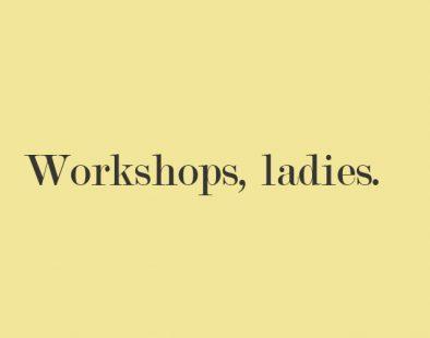 workshops_ladiesn